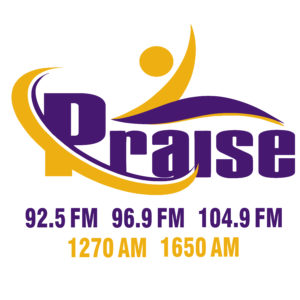 Praise Radio 757 Logo